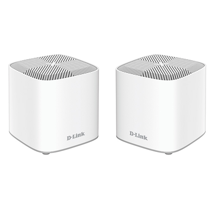 D-LINK COVR-X1862 AX1800 Dual-Band Whole Home Mesh Wi-Fi 6 System (2-Pack)