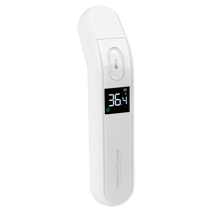 PC-FT 3095 Contactless forehead thermometer white