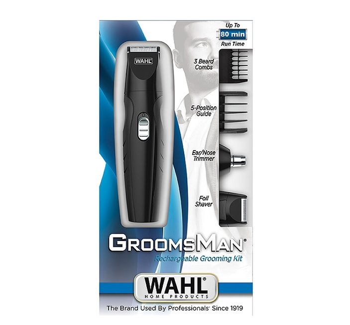 Wahl Groosman Rechargeable Grooming Kit (9685-016) Τρίμμερ Επαναφορτιζόμενο