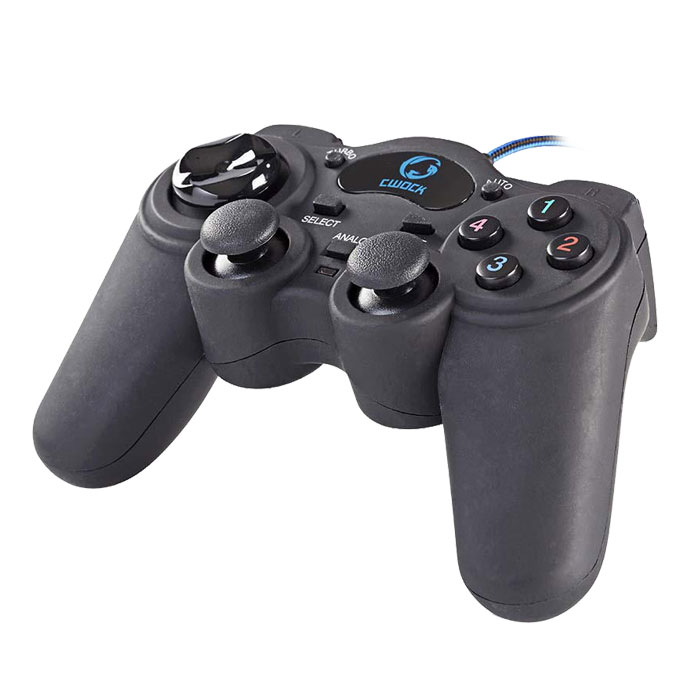 NEDIS GGPD100BK Gamepad, Force Vibration