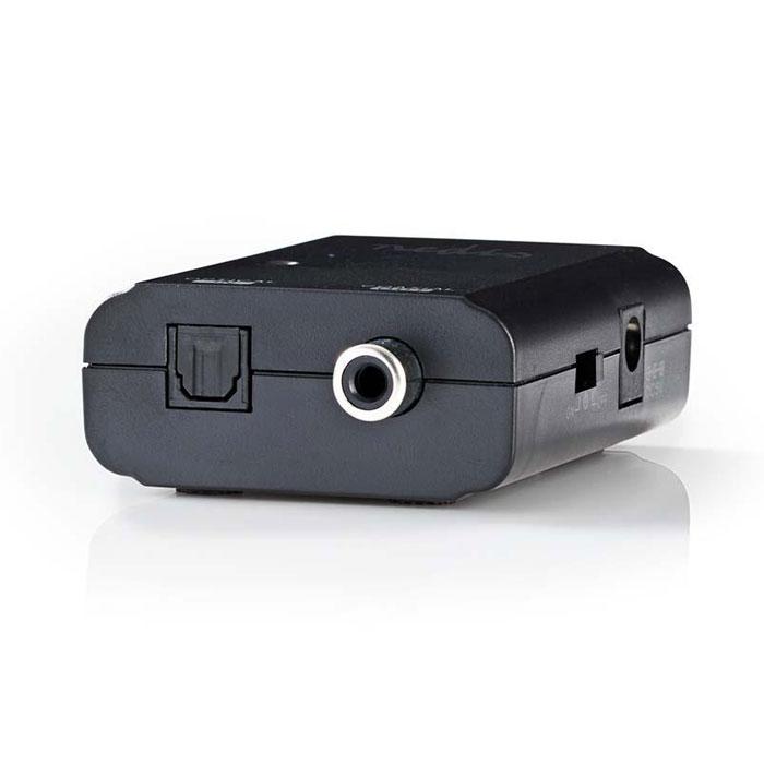 NEDIS ACON2501AT Digital Audio Converter, 1-way - TosLink, Digital RCA (S/PDIF)