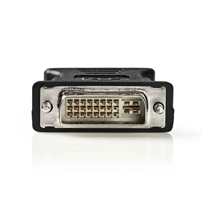 NEDIS CCGP32900BK DVI - VGA Adapter, DVI-I 24+5-Pin Male - VGA Female