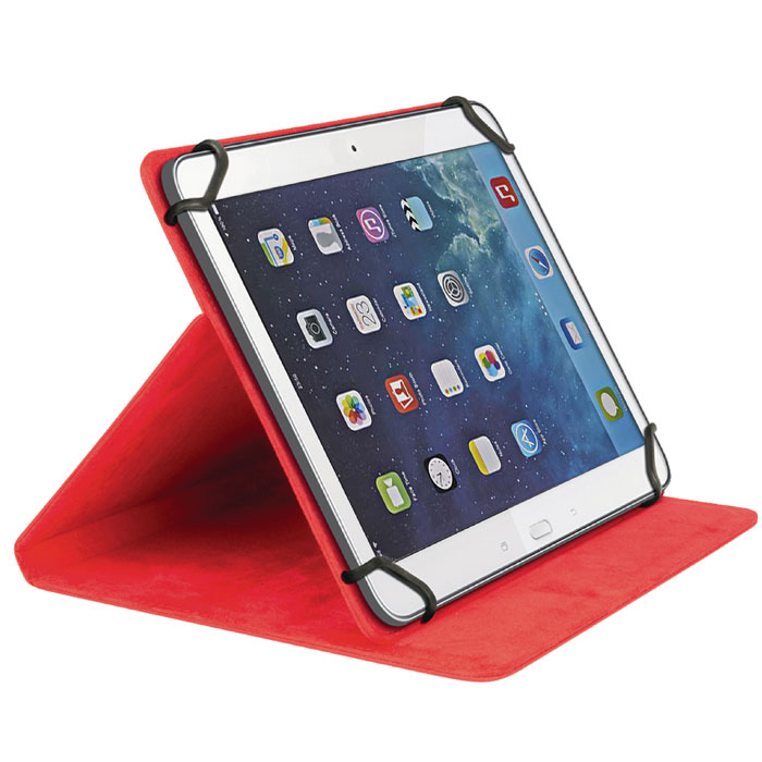 NEDIS TCVR10100RD Tablet Folio Case 10 Universal Red