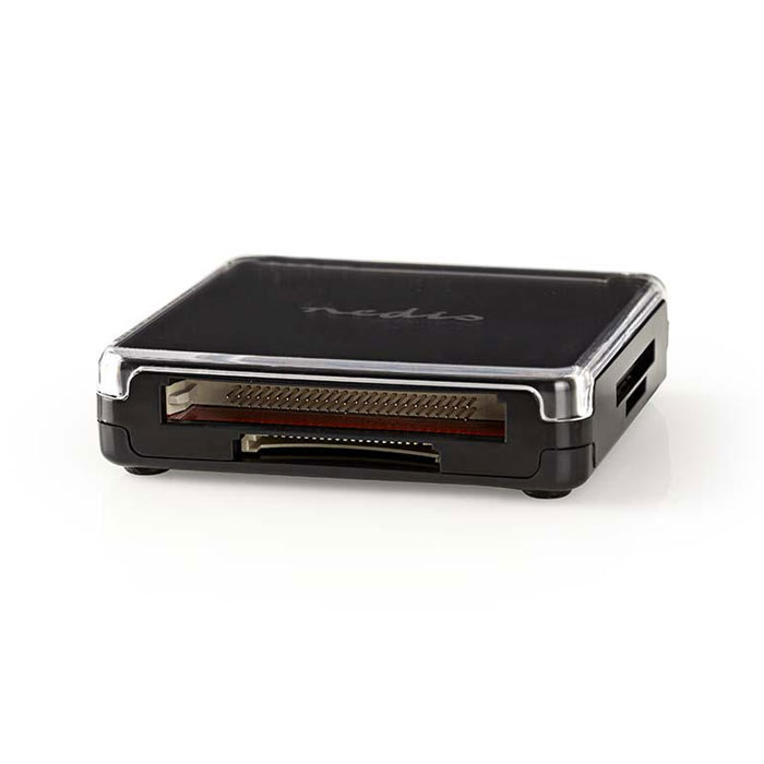 NEDIS CRDRU2200BK Card Reader All-in-One USB 2.0