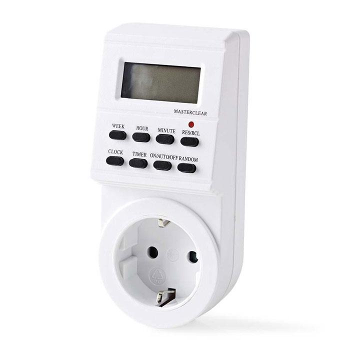 NEDIS TIME02 Timer Digital Indoor 3600 W