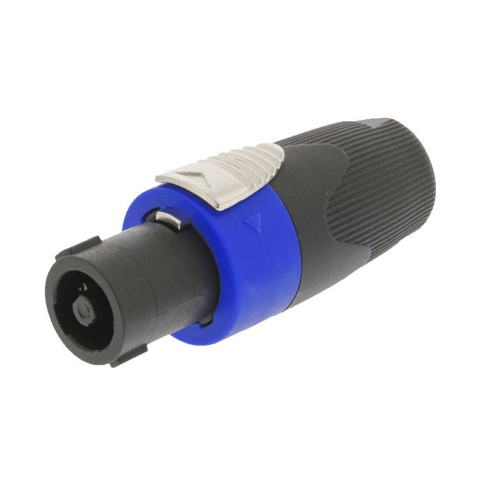 NEDIS COTP16900BK Speaker Connector Speaker 4-pin Female Black