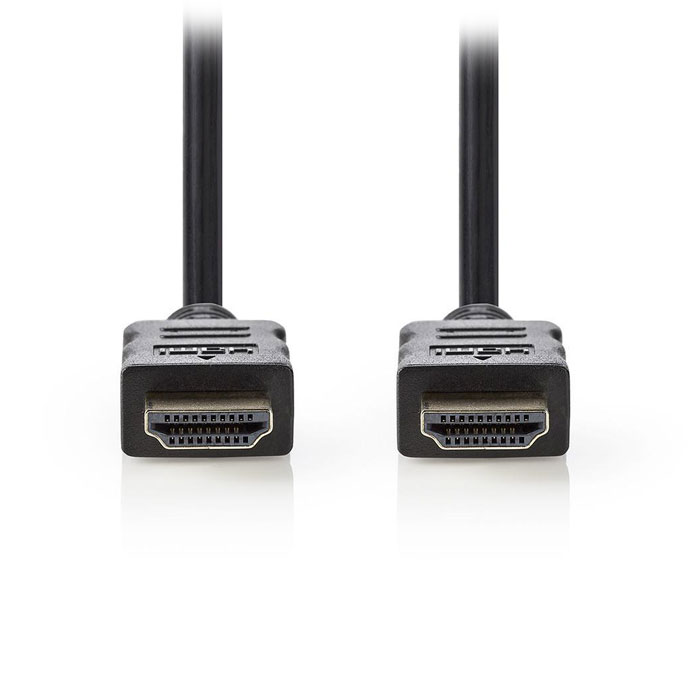 NEDIS CVGT34000BK100 High Speed HDMI Cable with Ethernet HDMI Connector - HDMI C
