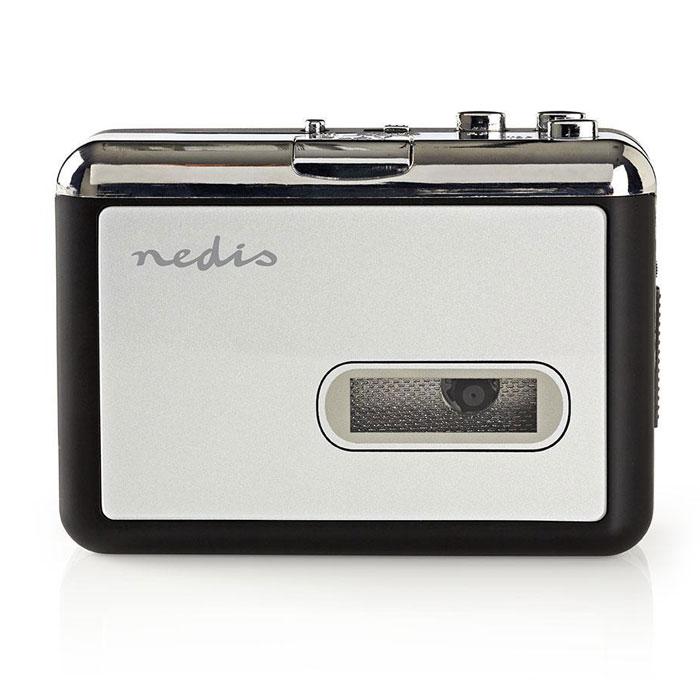 NEDIS ACGRU100GY Φορητός Μετατροπέας Κασετών σε MP3