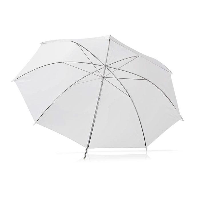 NEDIS SLUM10WT Photo Studio Umbrella 33  White