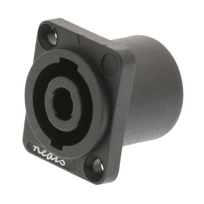NEDIS COTP16902BK Speaker Chassis Mount Speaker 4-pin Female Black