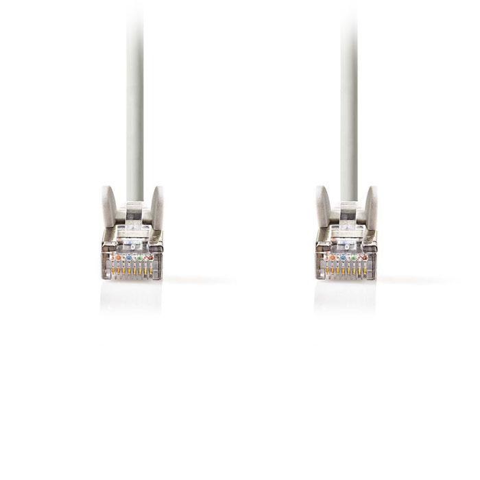 NEDIS CCGT85110GY200 Cat 5e F/UTP Network Cable RJ45 (8P8C) Male - RJ45 (8P8C) M 20 μέτρα