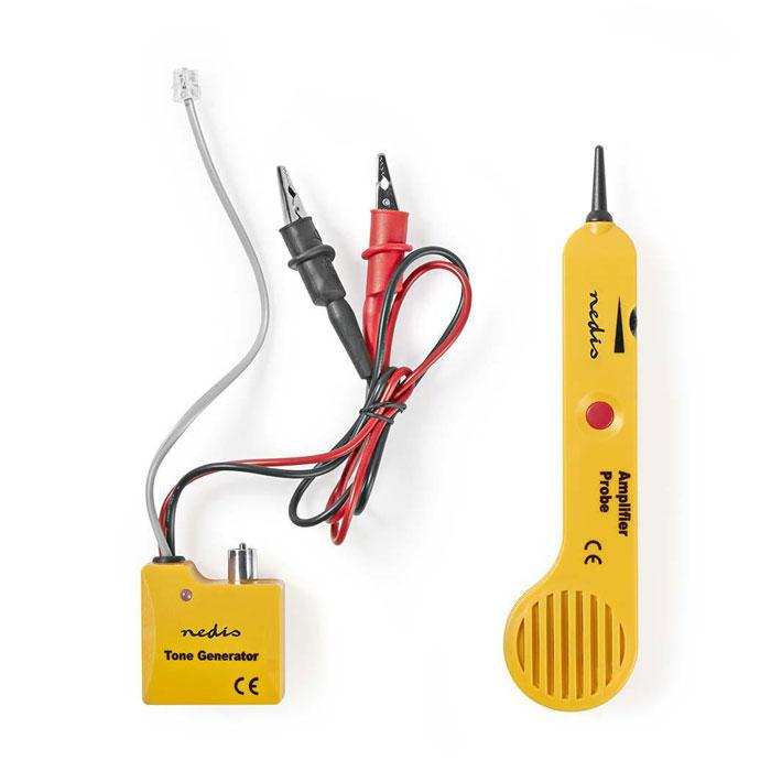 NEDIS NWTG100YE PC/Multimedia Cable Tester Tone Generator