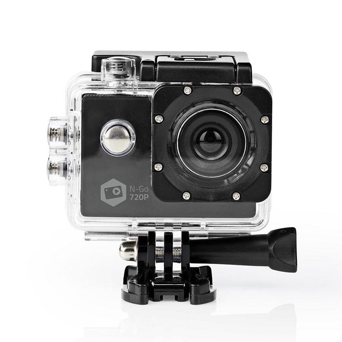 NEDIS ACAM11BK Action Cam HD 720p Waterproof Case
