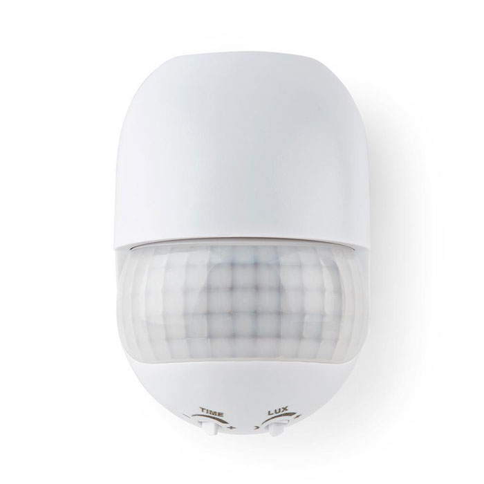 NEDIS PIROO22WT Motion Detector Outdoor Time and Ambient Light Settings 3-Wire I