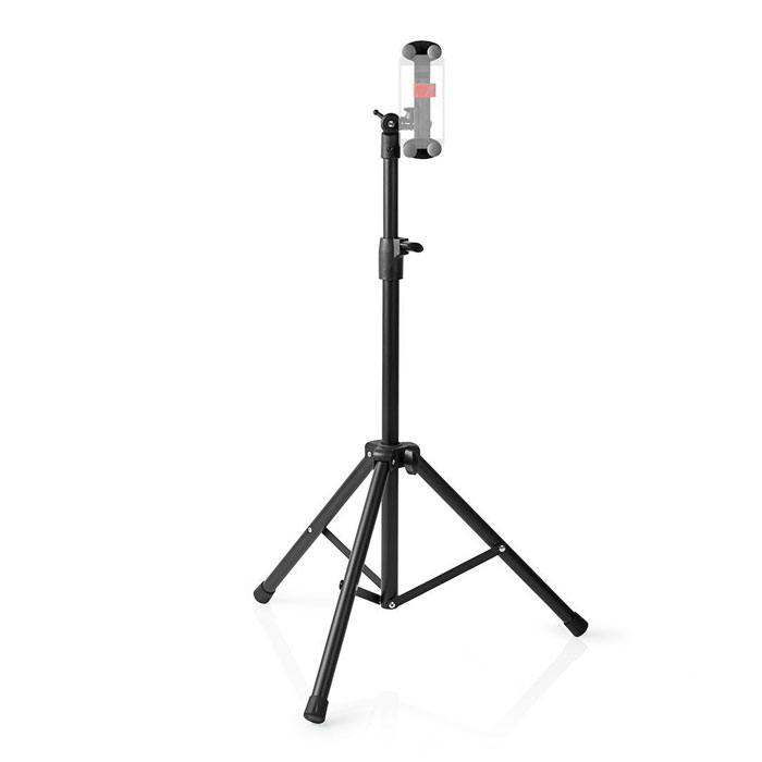 NEDIS TFSD100BK Tablet and Smartphone Mount Floor Stand 4 - 12 Full Motion