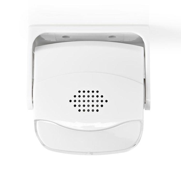 NEDIS AMLRMMW40WT Ανιχνευτής Κίνησης Θύρας Εισόδου με Ηχητική Ειδοποίηση 80 dB