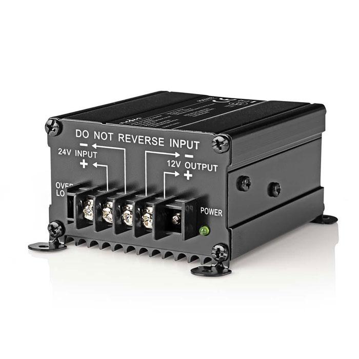 NEDIS POCO103 Power Converter 24 V DC - 12 V DC 10 A Output