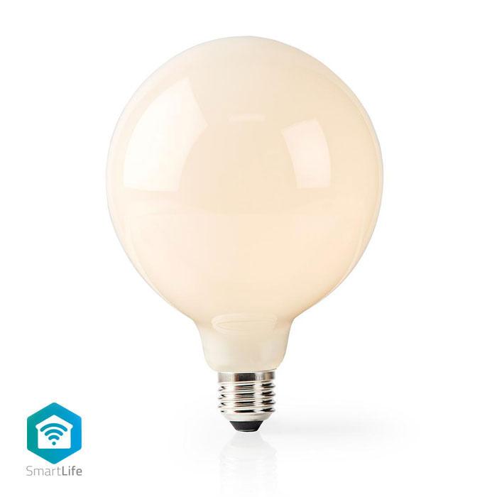 NEDIS WIFILF11WTG125 Wi-Fi Smart LED Bulb E27 125 mm 5 W 500 lm White