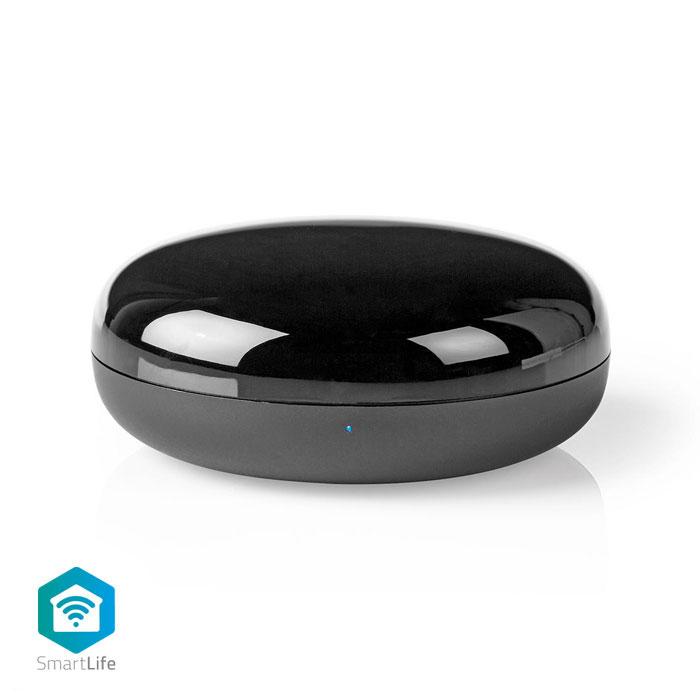 NEDIS WIFIRC10BK Wi-Fi Smart Universal Remote Control Infrared