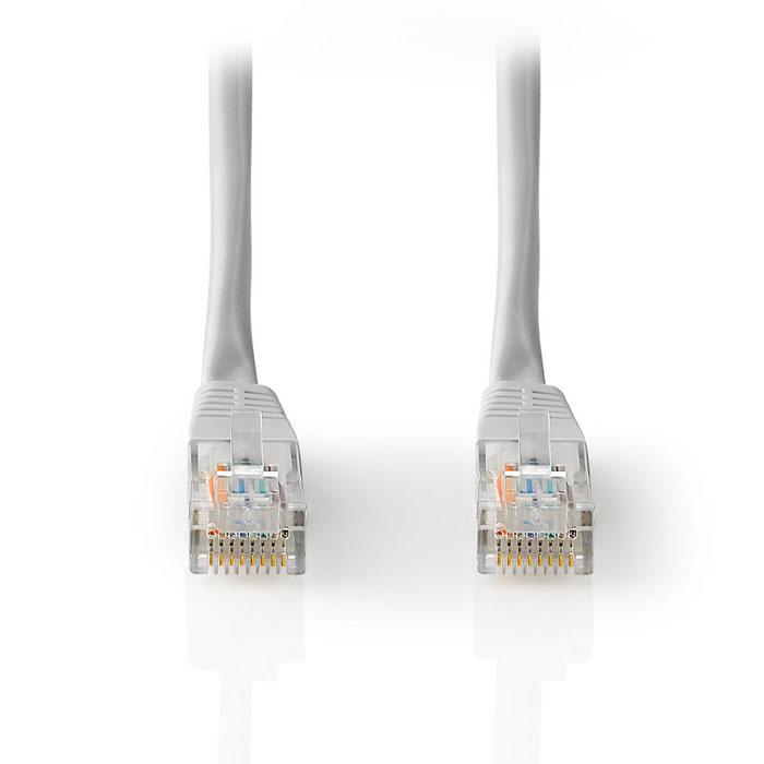 NEDIS CCGT85100GY20 Network Cable CAT5e UTP RJ45 Male RJ45 Male 2.0 m Grey