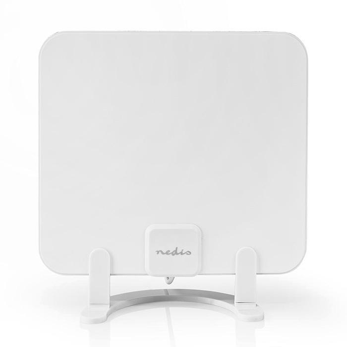 NEDIS ANIR2502BK700 Indoor HDTV Antenna Active FM/UHF/VHF Reception range:0-25 k