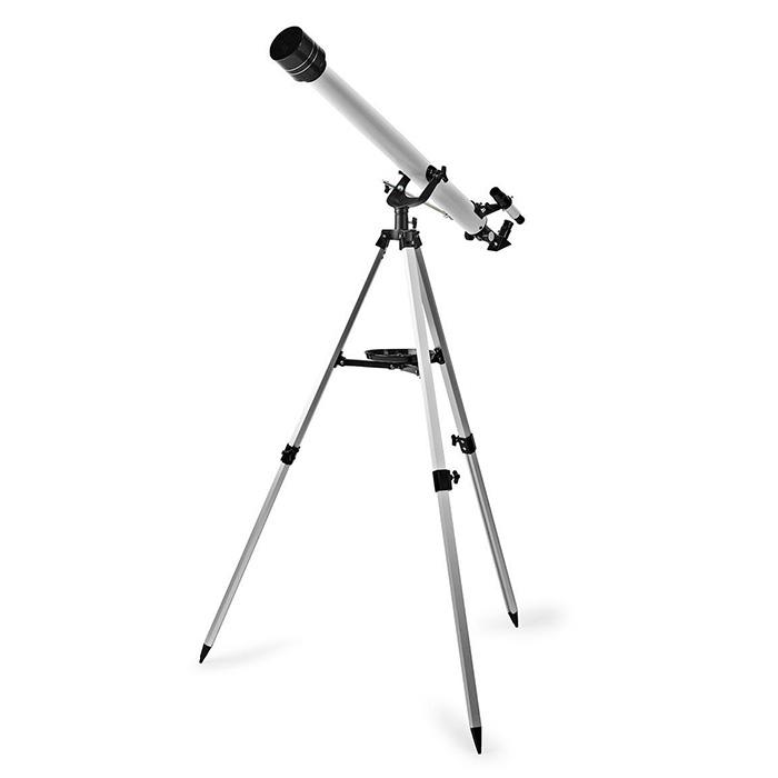 NEDIS SCTE5060WT Telescope Aperture: 50mm Focal length: 600mm Finderscope: 5 x 2