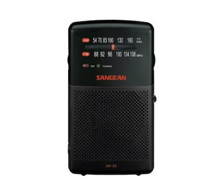 Sangean Pocket 100 (SR-35) Portable Radio FM,AM