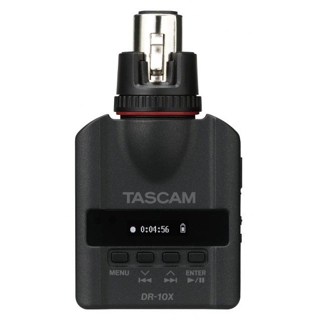 Tascam DR-10X Φορητός Εγγραφής
