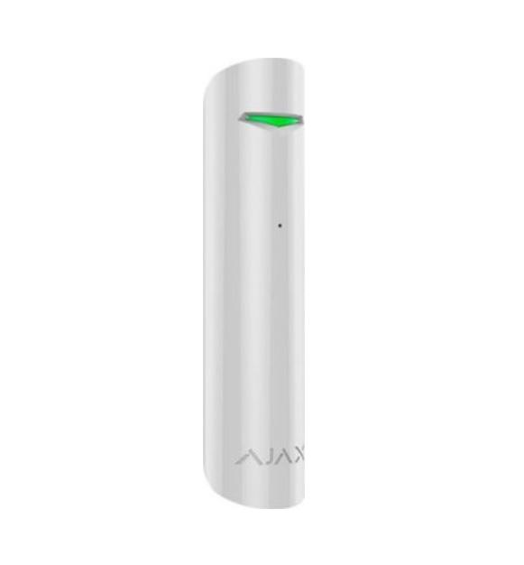 Ajax Glass Protect White Ασύρµατος Ανιχνευτής Θραύσης