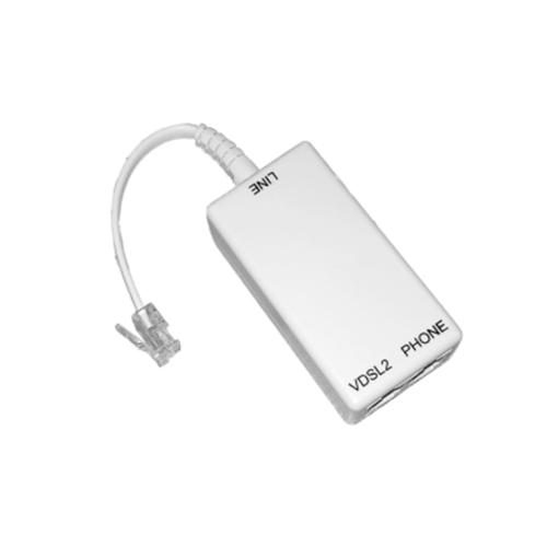 OEM, ΝΕΤ-046, Τηλεφωνικό Splitter ADSL & Φίλτρο για PSTN
