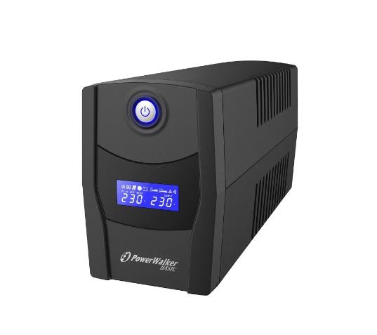 POWERWALKER UPS Basic VI 800 STL(PS) (10121073) Line-Interactive