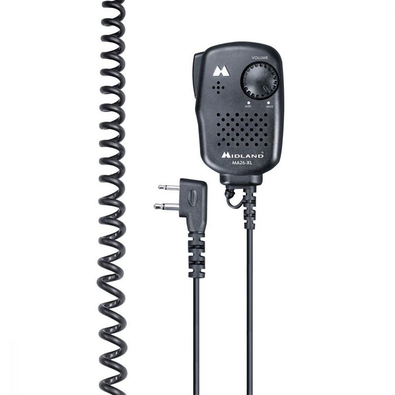 Midland MA 26-XL Μικρομεγάφωνο