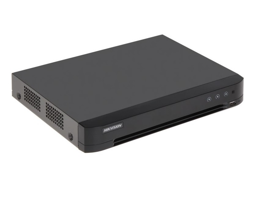 Hikvision iDS-7208HQHI-M2/S ACUSENSE Καταγραφικό HDTVI 4MP & Face Detection