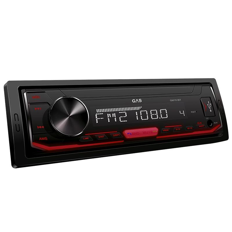 Gas Car Audio GMA151BT Ηχοσύστημα Αυτοκινήτου
