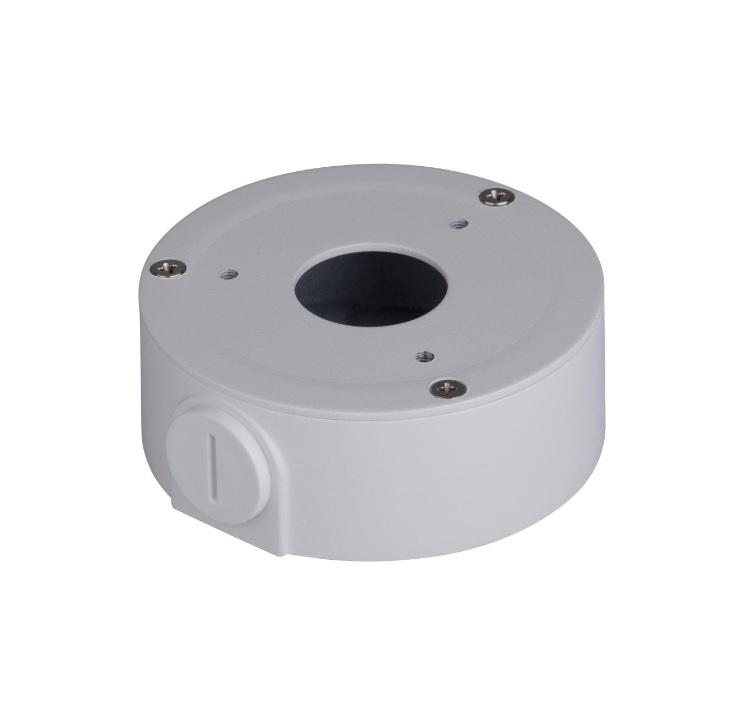 DAHUA PFA134 (white) Βάση κάμερας - Στεγανό κουτί προστασίας καλωδίων