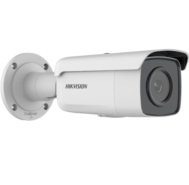 Hikvision DS-2CD2T46G2-2I Δικτυακή Κάμερα 4MP AcuSense Φακός 2.8mm