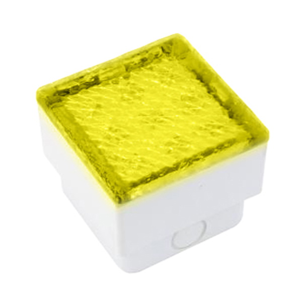 EUROLITE LED REC.ICE 9 YELLOW DECORATIVE 9-LED LIGHT ΚΙΤΡΙΝΟ