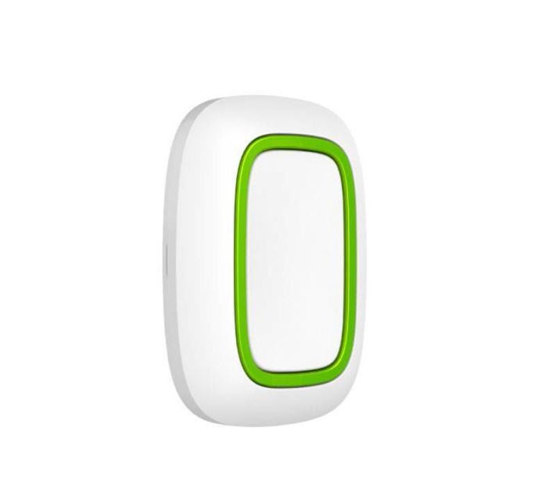 Ajax Button White Προγραμματιζόμενο Μπούτον
