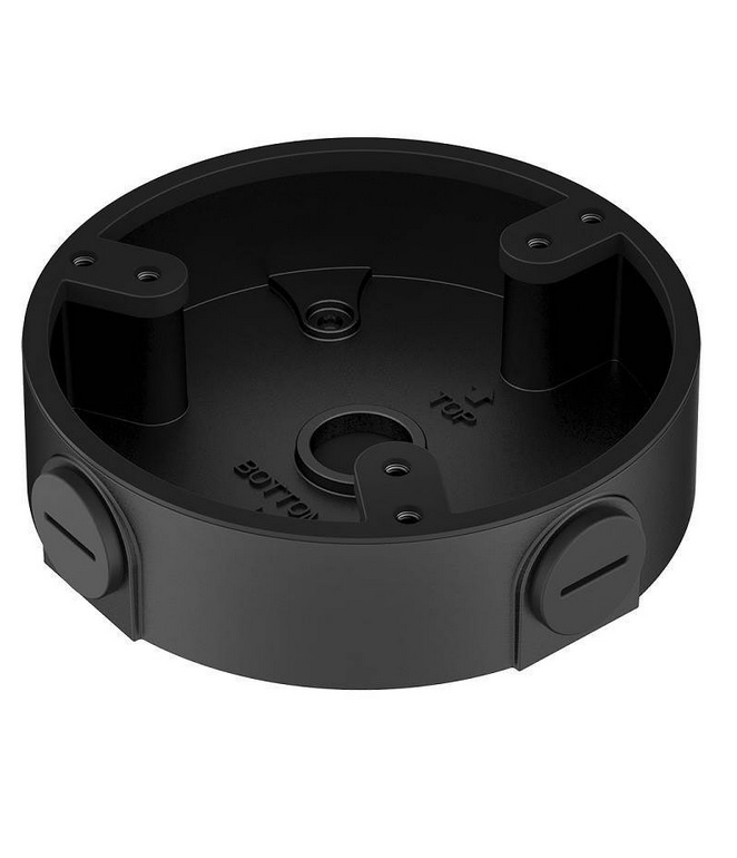 DAHUA PFA137 (Black) Στεγανό κουτί προστασίας καλωδίων