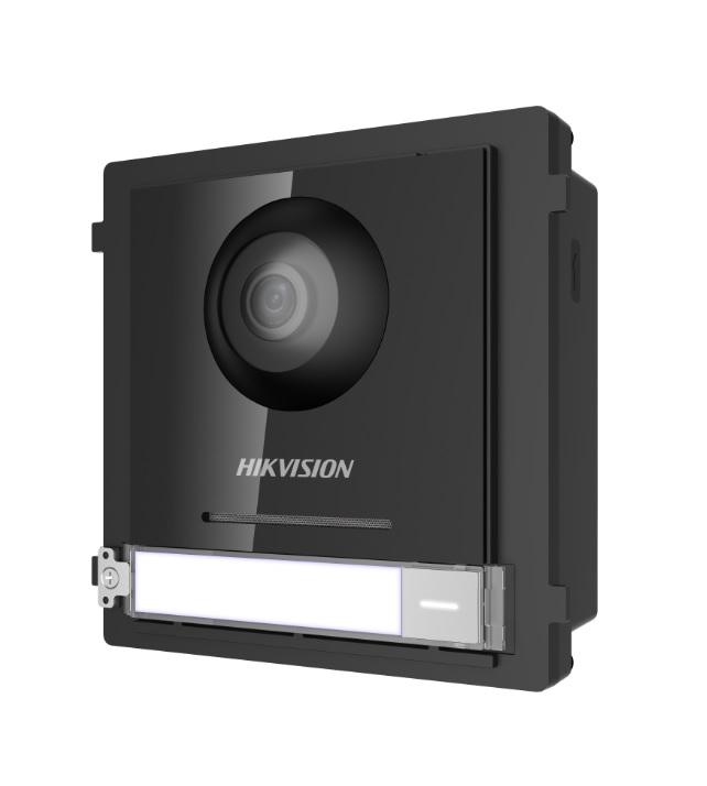 Hikvision DS-KD8003-IME2 Μπουτονιέρα Εισόδου (Master Module) 2 Καλωδίων