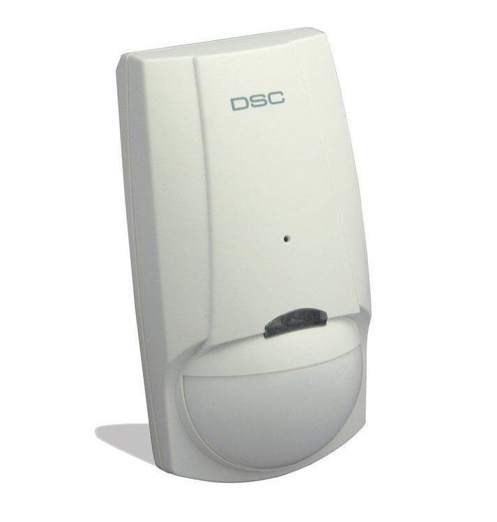 DSC POWERSERIES LC-102-PIGBSS Ανιχνευτής Κίνησης PIR με Ανίχνευση Θραύσης Κρυστάλλων
