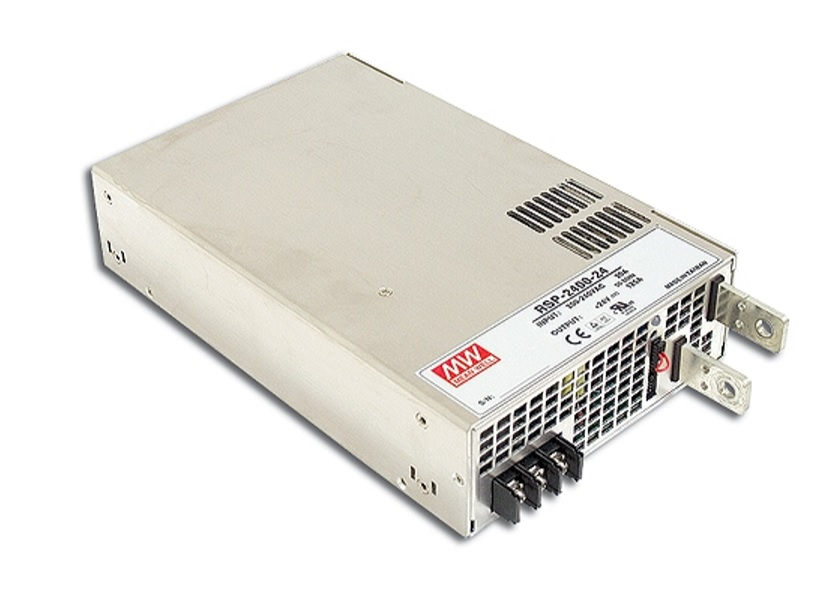 MEAN WELL RSP2400-24 ΤΡΟΦΟΔΟΤΙΚΟ 2400W/24V/100A PFC PARALLEL