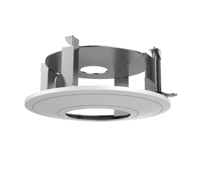 Hikvision DS-1227ZJ-DM37 Βάση Στήριξης για Τοποθέτηση Κάμερας Dome Εντός ψευδοροφής