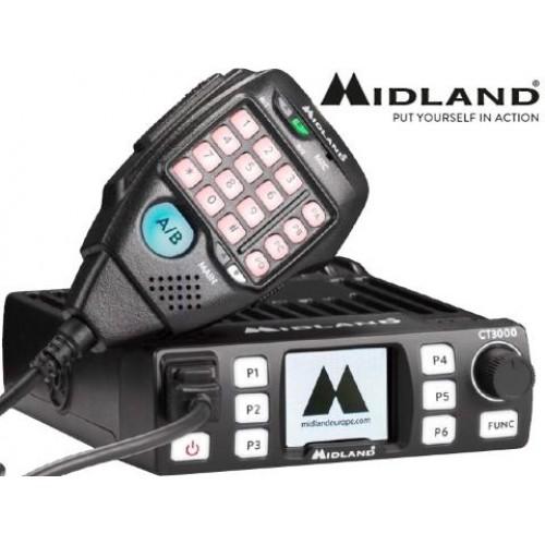 Πομποδέκτης Αυτοκινήτου Midland CT3000