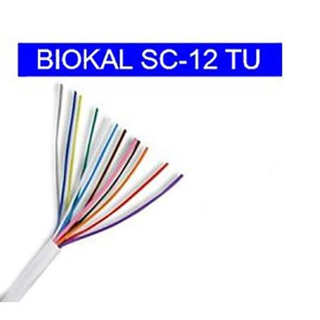 Biokal, SC-12 TU, Καλώδιο Συναγερμού 12 αγωγών