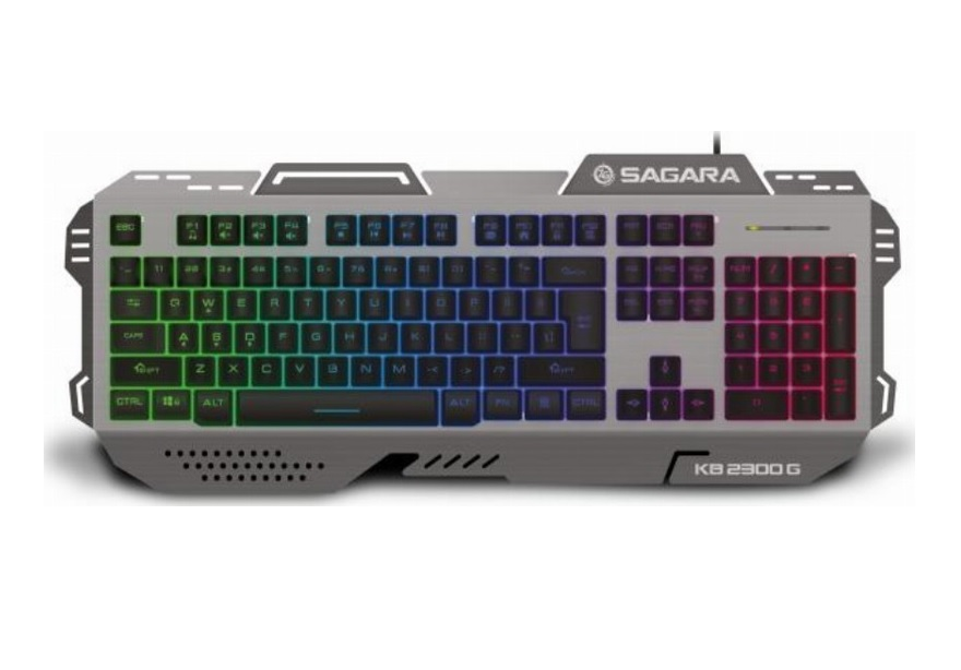 ZeroGround KB-2300G Sagara Gaming Πληκτρολόγιο