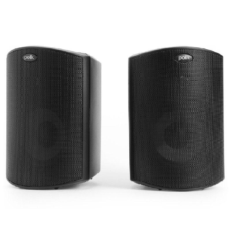 Polk Audio Atrium 5 Εξωτερικά Ηχεία Black (Ζεύγος)