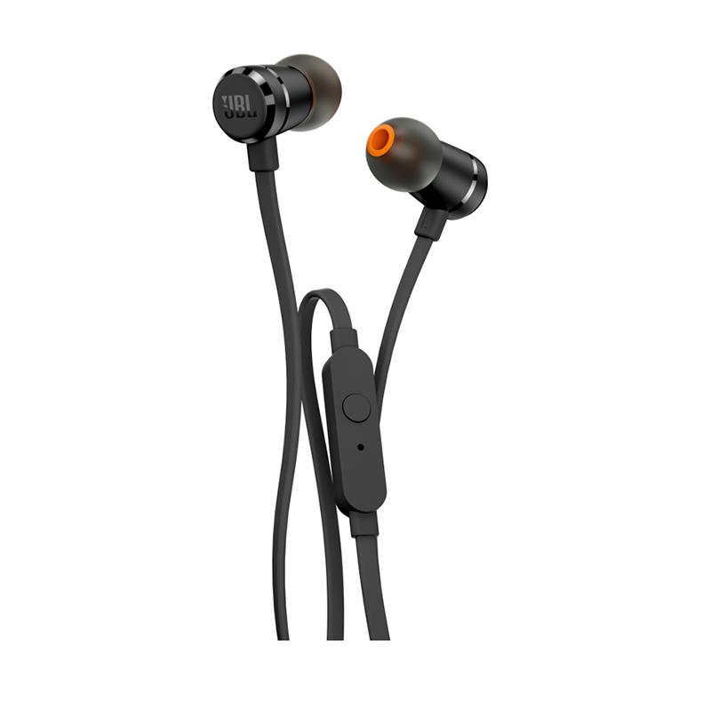 JBL T290 Ενσύρματα Ακουστικά Ψείρες Black