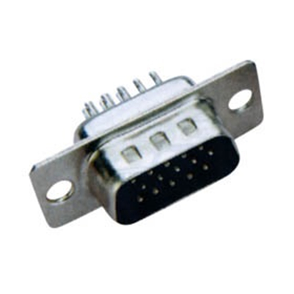 D-SUB CONNECTOR ΑΡΣΕΝΙΚΟΣ 104-HD-15P 3 ΣΕΙΡΩΝ CFL