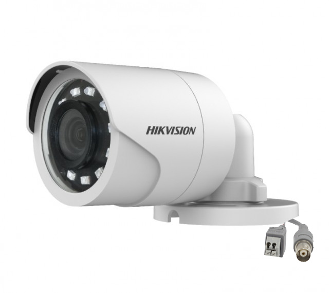 Hikvision DS-2CE16D0T-I2FB Κάμερα HDTVI 1080p Φακός 2.8mm